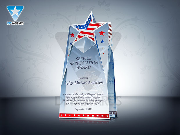 Patriotic Star Award